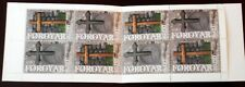 Faroe Stamp Booklet #40 2008 Christmas Old Christian Crosses - Mnh - Excellent!