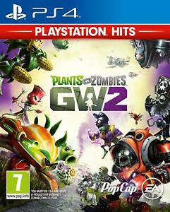 Plants Vs Zombies Garden Warfare 2 Sony PlayStation 4 PS4 Hits Game 7+ Years