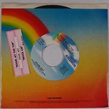 ADAM ANT: Room at the Top / Bruce Lee STOCK 45 NM- w/ Juke Strip