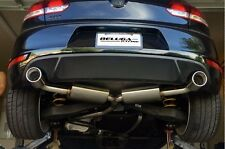 Beluga Racing 10-13 VW GOLF GTI Mk6 2.0T Downpipe with Catback Exhaust Turboback