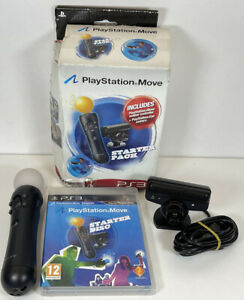 Playstation Move: Starter Pack - Boxed with Game PS3 Motion Controller & Camera