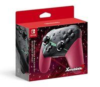 Nintendo Switch Pro Controller Xenoblade2 edition HAC-A-FSSKD japan