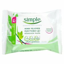Simple Kind to Eyes Eye Make-Up Remover Pads (30)