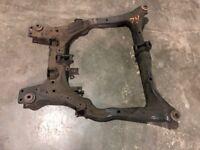 2009-2012 Nissan Maxima Front Subframe Suspension K-Frame Engine Cradle CVT Auto