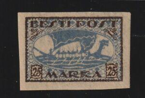 Estonia 1920 #37 Viking Ship - MH