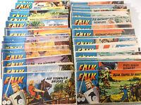 Auswahl : Original FALK Piccolo #  3 - 164 ( Lehning Verlag 1960 - 1963 )