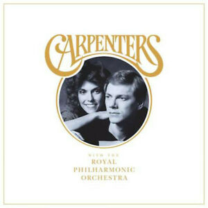 The Carpenters with The Royal Philharmonic Orchestra (2 x 180g vinyl)