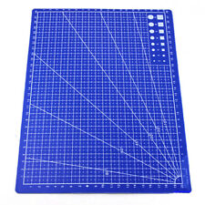 A4 Cutting Mat Printed Grid Lines  Leather Paper BoardScale Plate Stationery Set