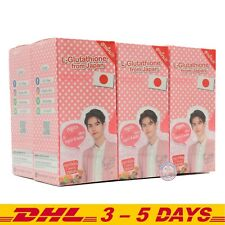 Colly Gluta C Plus Moisturize Healthy Bright Skin 168 Capsules (6 Boxes)