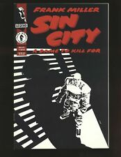 Sin City A Dame To Kill For # 1 - Frank Miller story & art Nm- Cond.