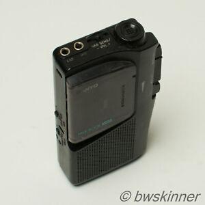 SANYO TRC-525M Microcassette Dictaphone.