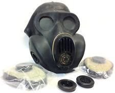 soviet russian Black gas mask PBF EO-19 size 3 LARGE