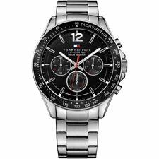 Brand New Tommy Hilfiger Mens Luke Watch Tachymeter Chronograph 1791104