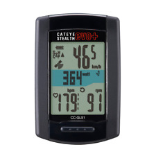 NEW Cat Eye Stealth Evo+ Cycling Computer GPS Ant+ Speed CC-GL51 Black in Box