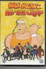 Hulk Hogan's - all time champ - dvd - nuovo