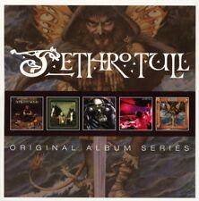 Jethro Tull - Original Album Series 5 CD Set 2014 Warner