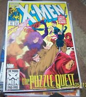 X Men # 21 (Jun 1993, Marvel)  psylocke +revanche gambit  new mutants