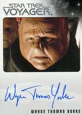 Star Trek Voyager Heroes and Villains Wayne Thomas Yorke as Zet Renaissance Man