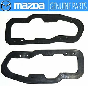 MAZDA GENUINE OEM Roadster MX-5 Miata NA6/8C Taillight Gasket Set