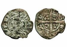 More details for ancient spanish medieval silver coin - peter iv ar croat (coa)