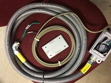 106a0292 Refrigeration Heating Cable Heat Trace Tape 22' 240vac self regulatin