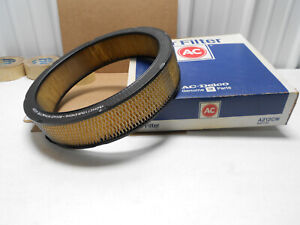 NOS 1966 - 79 BUICK CHEVY OLDS PONTIAC A212CW AC AIR CLEANER FILTER GM #6421742