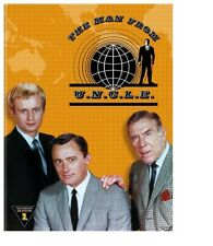 The Man From Uncle U.N.C.L.E Season 1 Series One First Region 4 New DVD