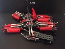 Lot Of Lego Bionicle Pieces Parts & Incomplete Skopio XV-1 8996