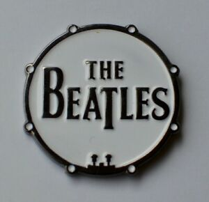 The Beatles Quality Enamel Lapel Pin Badge