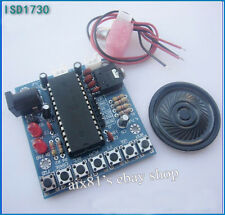 30s Voice Record Sound Recording Recorder Player ISD1730 Module for Arduino PIC