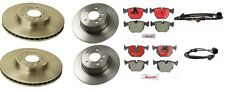 BMW E53 X5 00-06 V8 4.4L Brembo Complete Brake Kit with Rotors Pads and Sensors