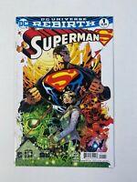 Superman Vol 4 #1 DC 2016 1st Kathy Branden