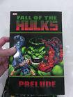 Comic - Marvel Fall Of The Hulks : Prelude