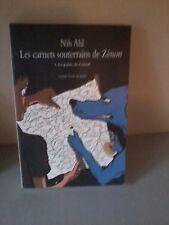 Nils Ahl - Les carnets souterrains de Zénon, Tome 1 : Le palais de Cristal