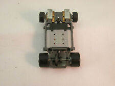 """LIFE-LIKE CHASSIS ~ 1 PC """"T"""" CHASSIS ~ DELUXE CHROME WHEELS, NEW REAR TIRES EXC"""