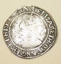 Elizabeth I 1570 Threepence
