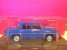 SUPERBE RENAULT 8 GORDINI 1966 NEUF SOUS BLISTER 1/24 K6