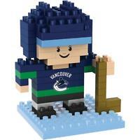NHL Hockey Team Logo 3D Player Puzzle BRXLZ Set - Pick Team!