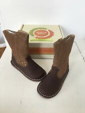 Livie And Luca Girls Brown Vega Boots Size 11 New
