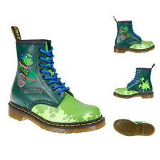 Stivali, anfibi e scarponcini da uomo verde Dr. Martens