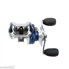 8+1 Ball Bearings 6.3:1 Left Hand Fishing Reel Bait Casting Fishing Tackle X6B2