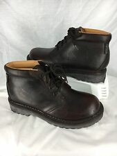 Eastland Mens Chester Ankle Boots Brown Size 8.5D
