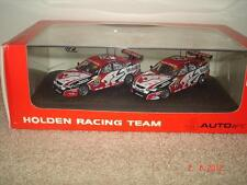 1:43 Biante HRT VY #05 Brock & #2 Skaife 2004 Bathurst 1000 Twin set
