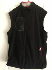 Mens Gerbino 2XL Black Heated Vest with battery/charger