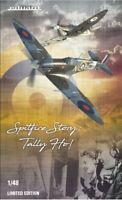 Eduard 1/48 SPITFIRE STORY: TALLY HO! DUAL COMBO Limited Edition