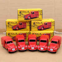 Lot of Atlas 1:43 DAN Toys CITROEN 2CV FOURGONNETTE INCENDIE Diecast Postal Cars