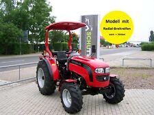 NEU! FOTON TE354 Allrad Traktor Schlepper Bulldog 35 PS mit Druckluftanlage