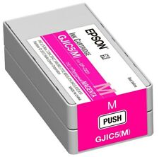 Epson GJIC5(M) MAGENTA CARTUCHO DE TINTA (32.5ml) for gp-c831 inyección Color