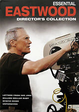 ESSENTIAL EASTWOOD DIRECTOR'S COLLECTION (4 DVD BOX SET) *** New & Sealed ***