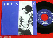 "The Smiths - How Soon is Now - Rare German 7"" with Picture sleeve RTD 20"